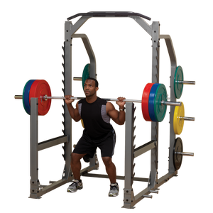Body-Solid Pro Club-Line Multi Squat Rack SMR1000
