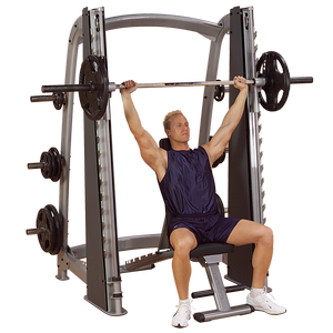 Body-Solid Pro Club-Line Counter Balanced Smith Machine SCB1000
