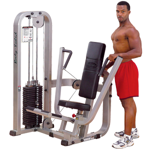 Body-Solid Pro Club-Line Chest Press SPB100G-2