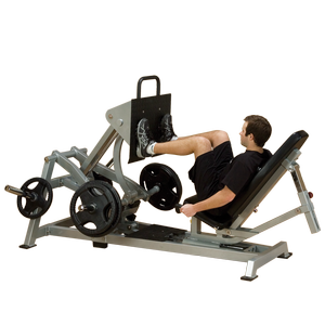 Body-Solid Leverage Horizontal Press LVLP