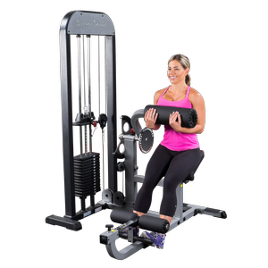 Body-Solid Pro- Select Ab and Back Machine GCAAB-STK