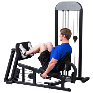 Body-Solid Pro- Select Leg and Calf Press Machine GLP-STK