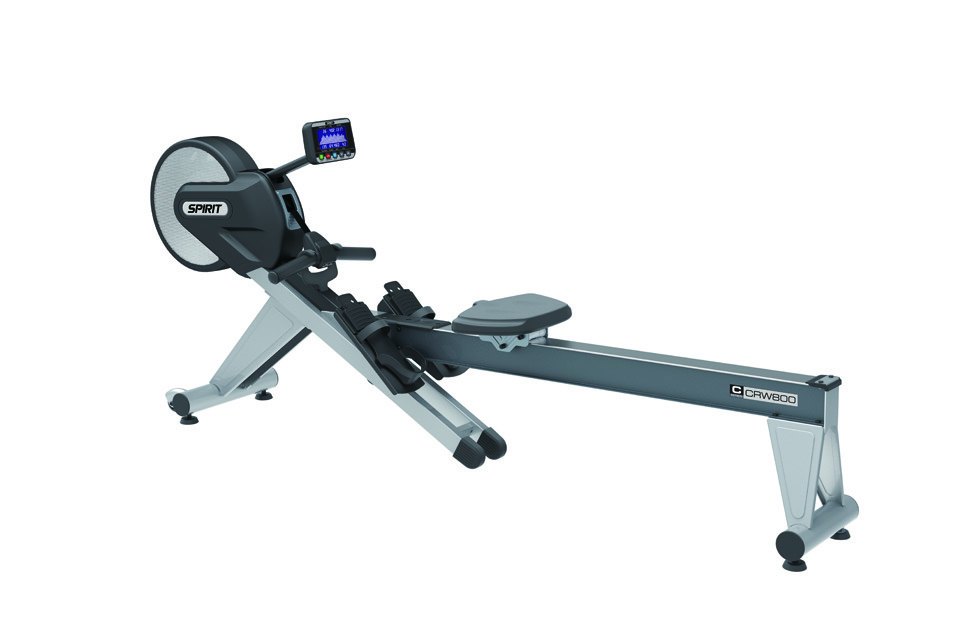 Spirit Spirit Fitness CRW800 Rower