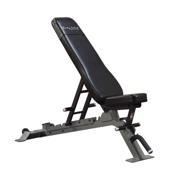 Body-Solid Pro Clubline Adjustable Bench SFID325