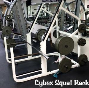 REDUCED! Cybex Squat Rack (used)