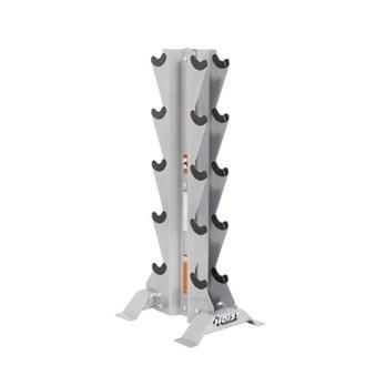 Hoist 5 Pair Vertical Dumbbell Rack  HF-4459