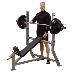 Body-Solid Incline Olympic Bench SIB359G