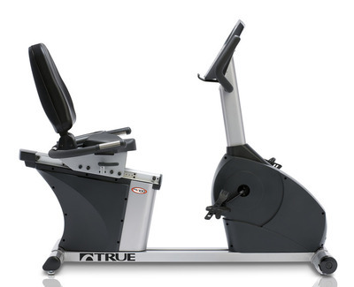 TRUE PS100 Recumbent Bike (Light Commercial)
