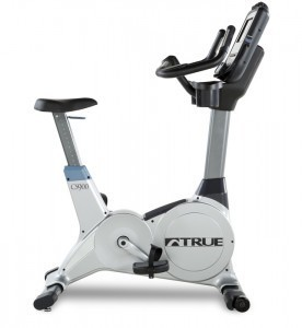TRUE CS 900 Upright Bike