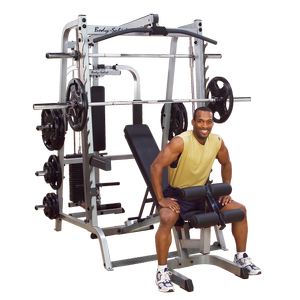 Body-Solid Series 7 Smith Gym GS34QP4