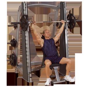 Body-Solid Pro Club-Line Counter Balanced Smith Machine SCB1000