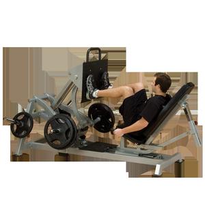 Body-Solid Leverage Horizontal Press LVLP