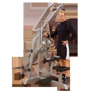 Body-Solid Leverage Lat Pulldown LVLA
