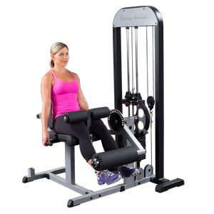 Body-Solid Pro- Select Leg Ext. and Leg Curl Machine GCEC-STK