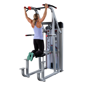 Body-Solid Series II Weight-Assisted Chin Dip Machine S2ACD