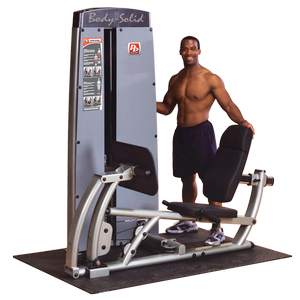 Body-Solid Pro Dual Leg and Calf Press Machine DCLP-SF