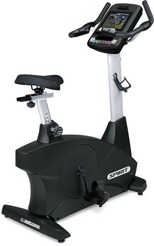 CU800 Upright Fitness Bike