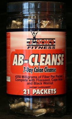 Ab-Cleanse 7-Day Colon Cleanse