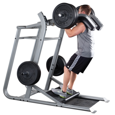 Body-Solid PRO CLUBLINE LEVERAGE SQUAT SLS500