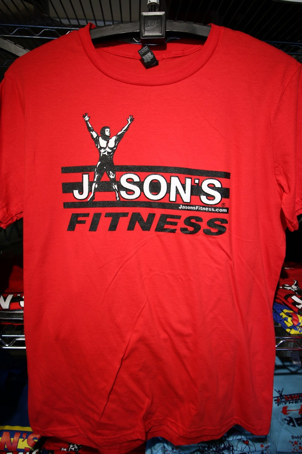 Jason's T-Shirt Red