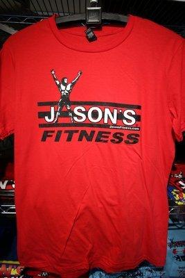 Jason's T-Shirt Red