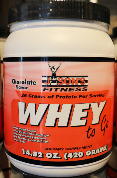 Whey To Go 420grams/1lb.