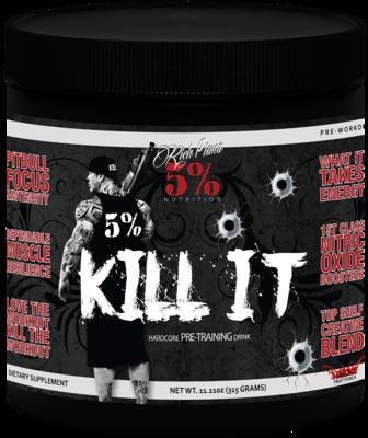 5% Nutrition Kill It