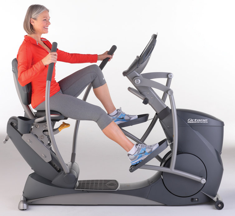 Octane XR650 Recumbent Elliptical