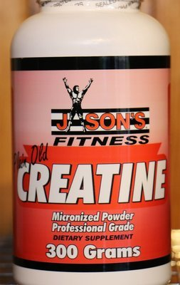 Plain Old Creatine