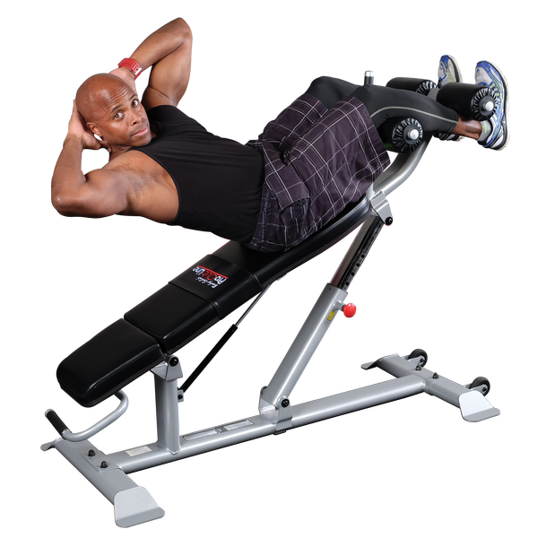 Body Solid Pro ClubLine Ab Bench SAB500