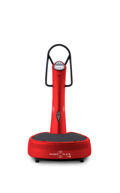 Power Plate Pro5-Red