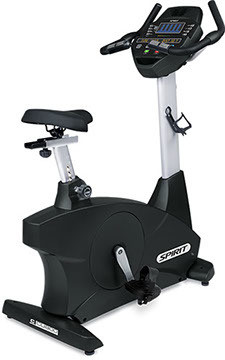 Spirit CU800 Upright Fitness Bike