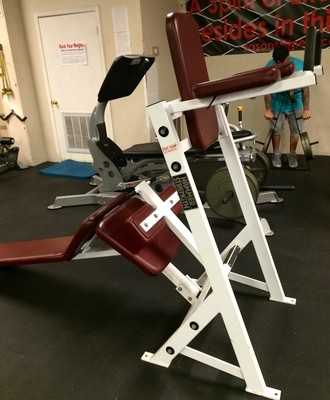 Hammer Strength VKR/Dip/Decline Sit Up Bench (used)