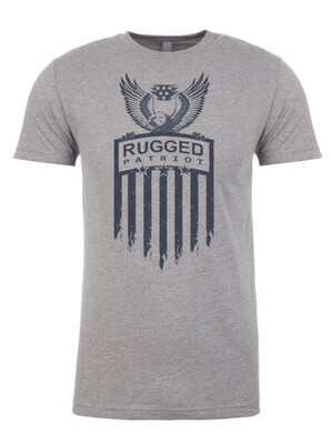 Rugged Patriot Screamin' Eagle Shirt