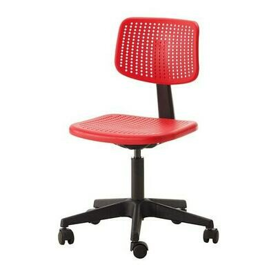 АЛЬРИК Рабочий стул - красный