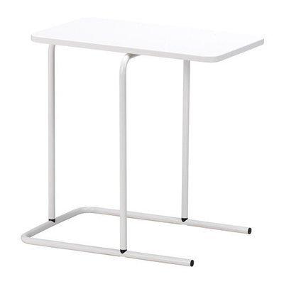 РИАН Придиванный столик - белый