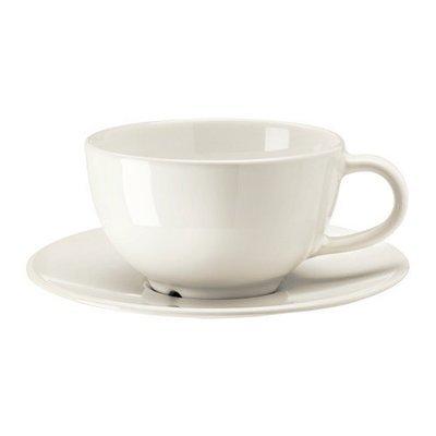 ВАРДАГЕН Чашка чайная с блюдцем