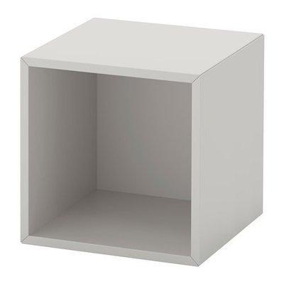 ЭКЕТ Шкаф - светло-серый
