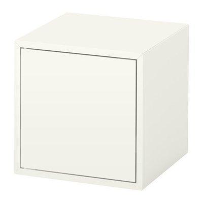 ЭКЕТ Шкаф с дверью - белый