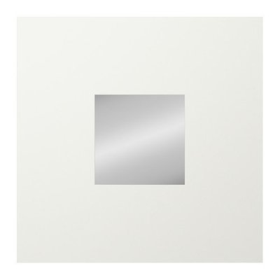 МАЛЬМА Зеркало - белый