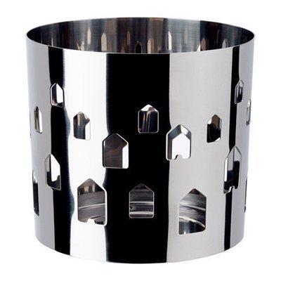 ВАККЕРТ Украшение д/свечи в стеклян стакане