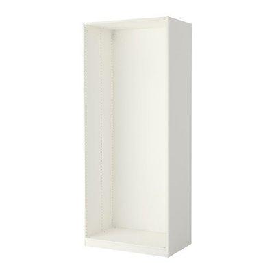 ПАКС Каркас гардероба - белый