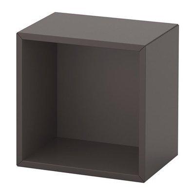 ЭКЕТ Шкаф - темно-серый
