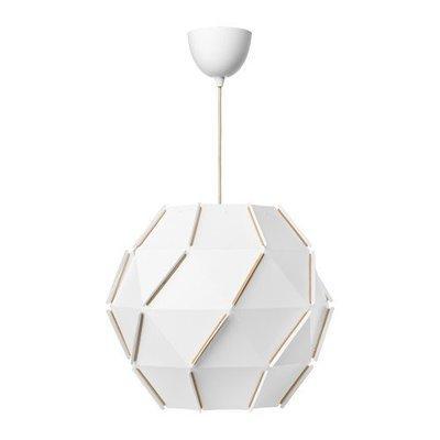 ШЁПЕННА Подвесной светильник - круглой формы, 44 см