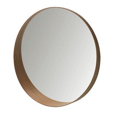 СТОКГОЛЬМ Зеркало - шпон грецкого ореха