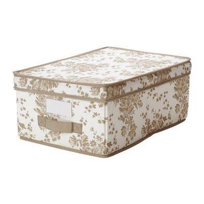 ГАРНИТУР Коробка с крышкой - 28x42x16 см