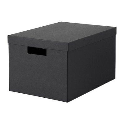 ТЬЕНА Коробка с крышкой