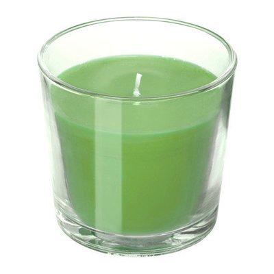 СИНЛИГ Ароматическая свеча в стакане