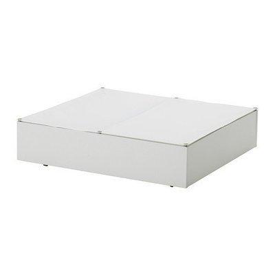 ВАРДО Ящик кроватный - белый