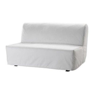ЛИКСЕЛЕ ЛЁВОС 2-местный диван-кровать - Ранста белый